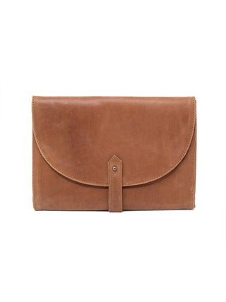 Chaltu Clutch - Chestnut
