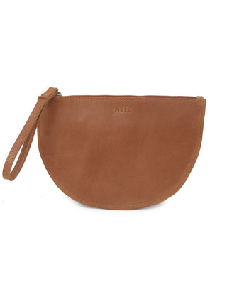 Hana Clutch - Chestnut