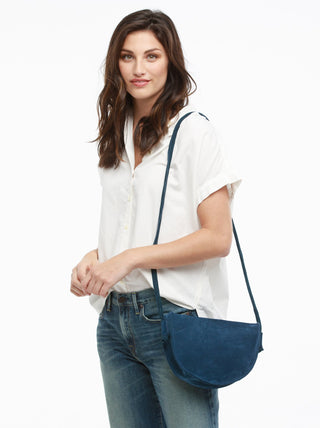 Hana Crossbody FASHIONABLE Leather