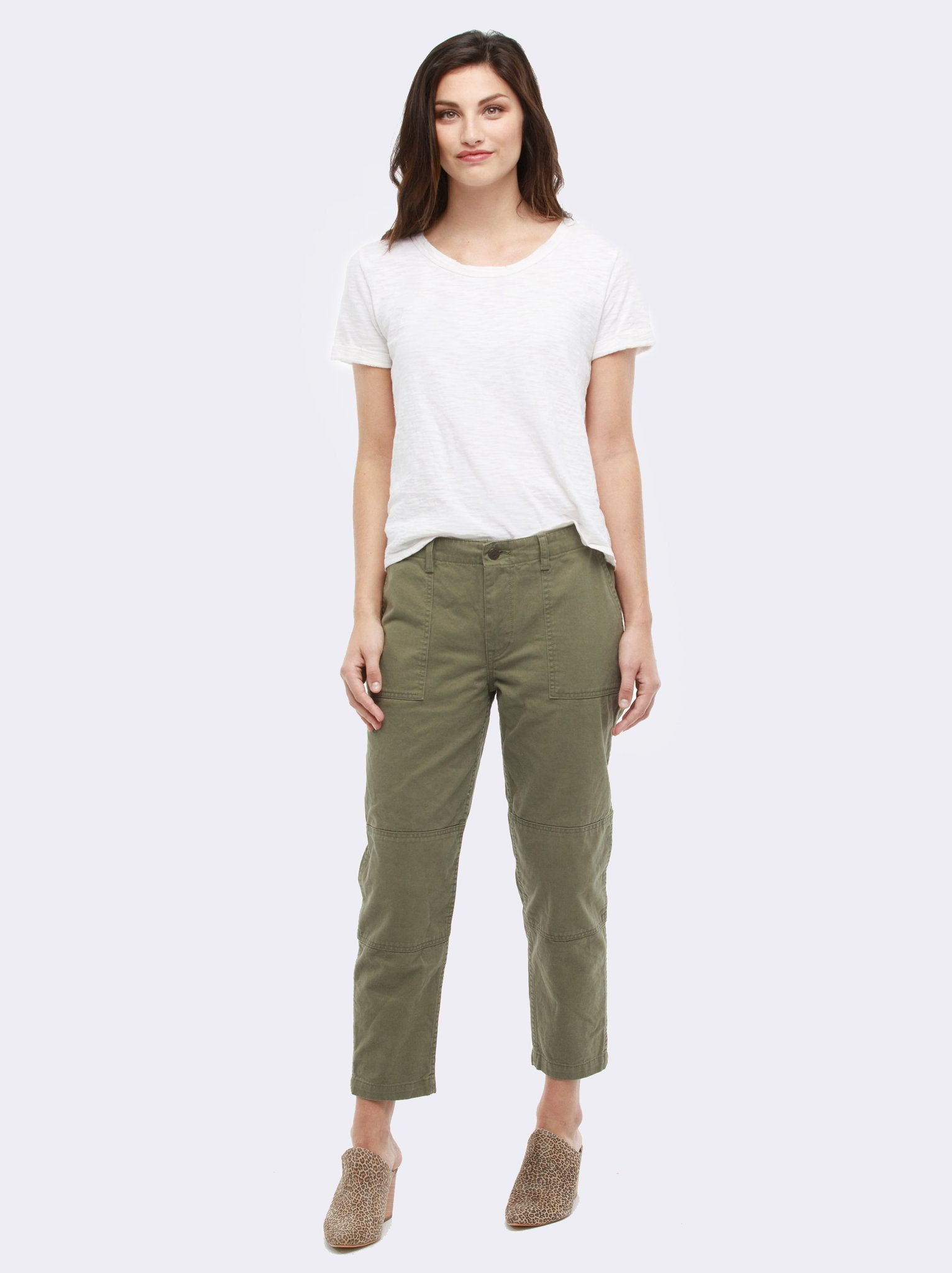 The Sulemy Military Pant