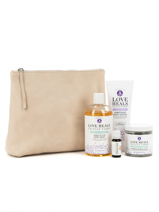 ABLE x Thistle Farms Luxe Relaxation Set