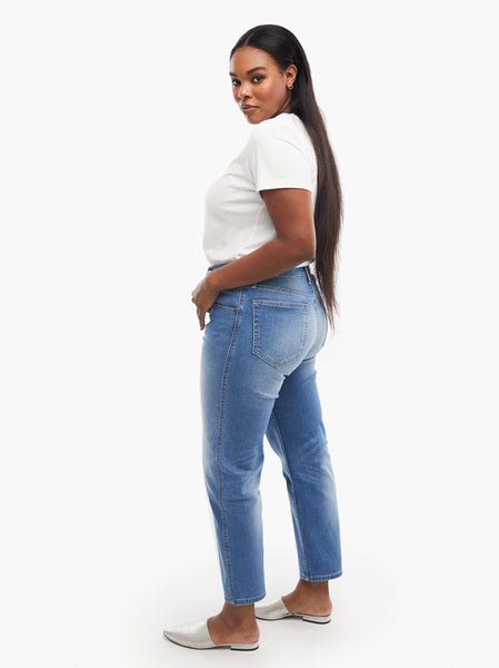 The Atamy High Rise Straight FASHIONABLE Denim