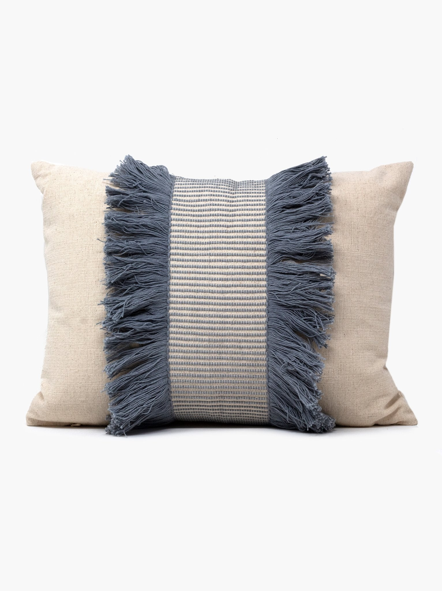 Saraswati Threadbare Pillow