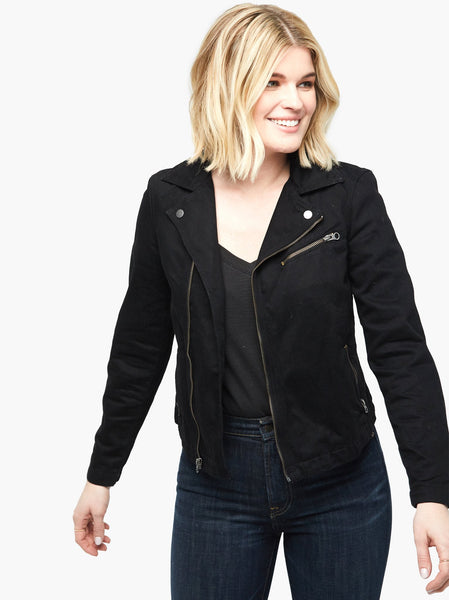 The Imelda Moto Jacket FASHIONABLE