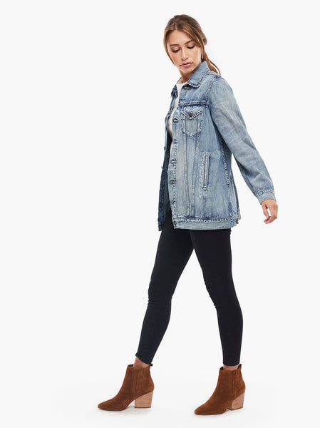 The Long Merly Jacket FASHIONABLE Denim
