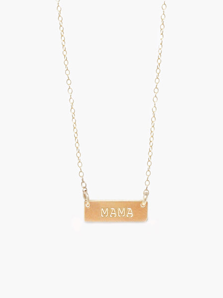 Mama Said Vista Necklace FASHIONABLE