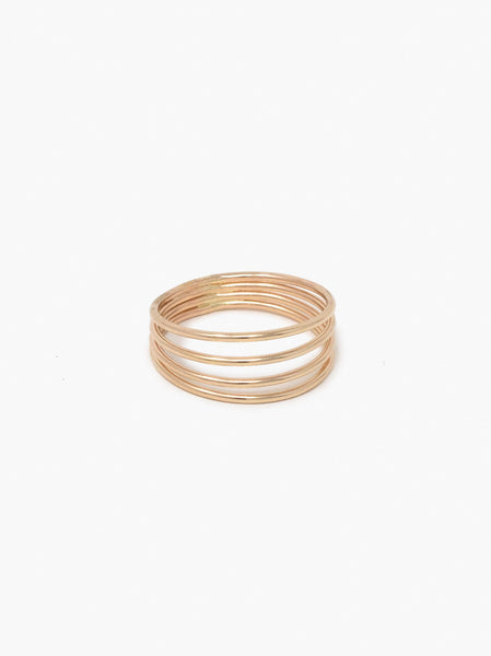 Miriam Multi Ring FASHIONABLE