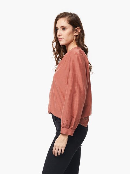 Sylvia Ruffle Neck Blouse FASHIONABLE Apparel