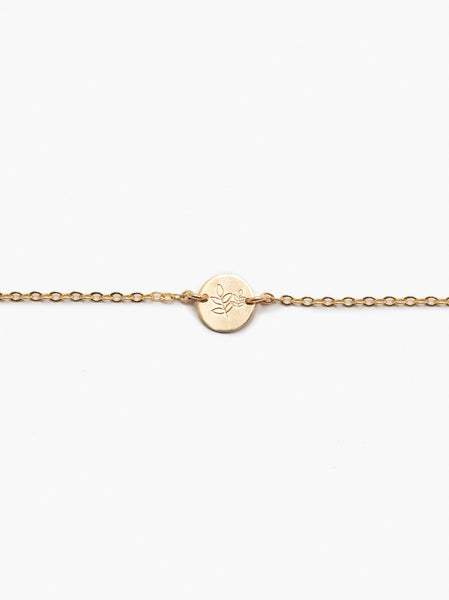 She's Worth More Grow Mini Tag Bracelet FASHIONABLE