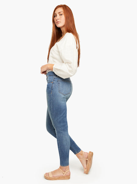 The Fili High Rise Super Stretch FASHIONABLE Denim