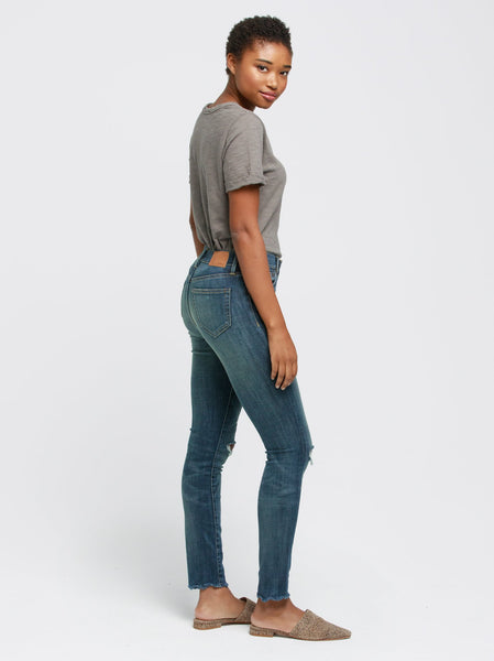 The Lorena High Rise FASHIONABLE Denim