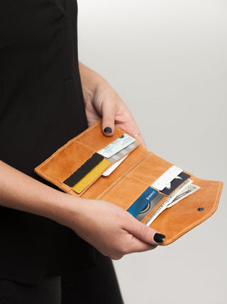 Hailu Wallet FASHIONABLE Leather