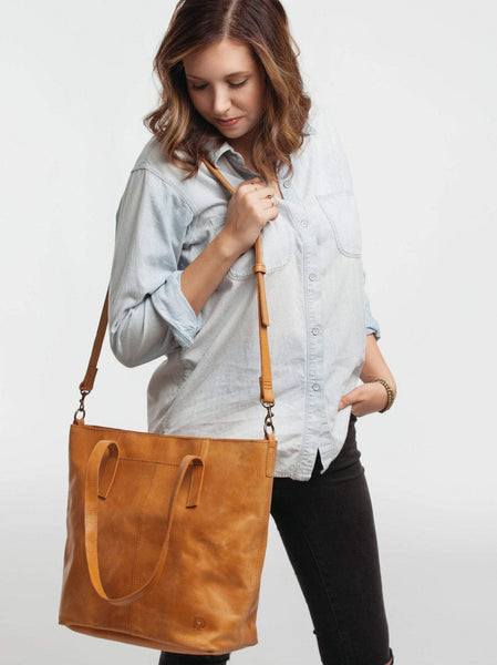Alem Utility Bag Leather