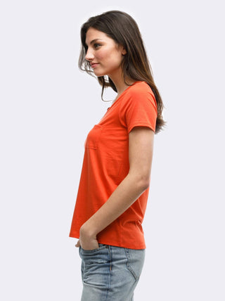 Karina V-Neck Tee FASHIONABLE Apparel
