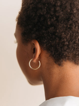 Legacy Hoops FASHIONABLE Earrings