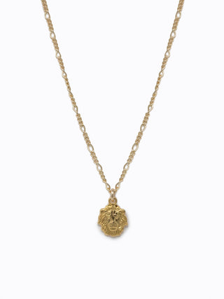 Leo Necklace - Gold