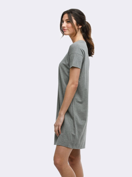 Magaly T-Shirt Dress FASHIONABLE Apparel