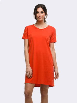 Magaly T-Shirt Dress FASHIONABLE