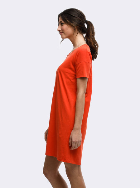 Magaly T-Shirt Dress Apparel