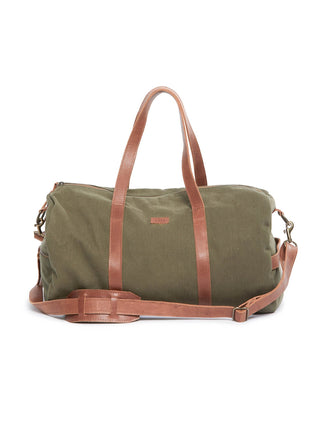 Mamuye Canvas Duffel FASHIONABLE