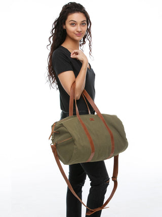 Mamuye Canvas Duffel FASHIONABLE Bags
