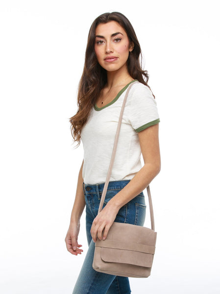 Mare Crossbody Leather