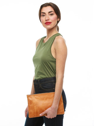 Martha Pouch - Medium FASHIONABLE Leather