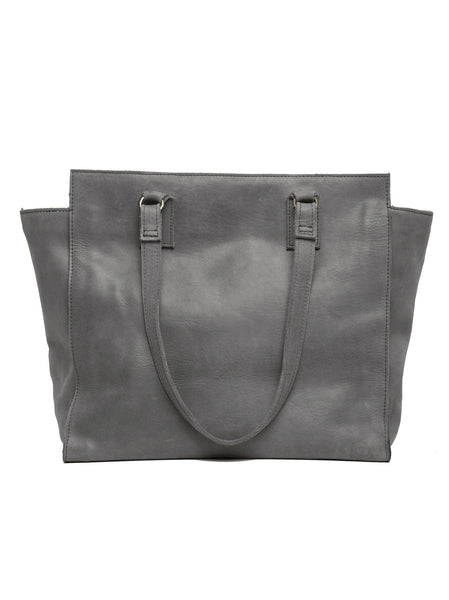 Meles Leather Carryall FASHIONABLE