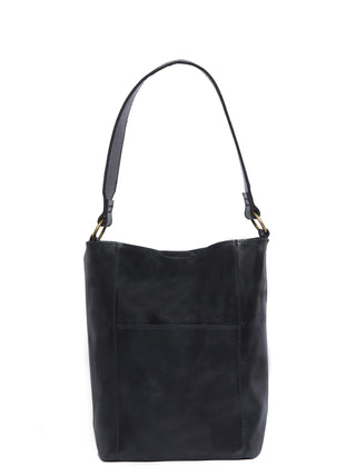 Mihiret Bucket Bag - Black