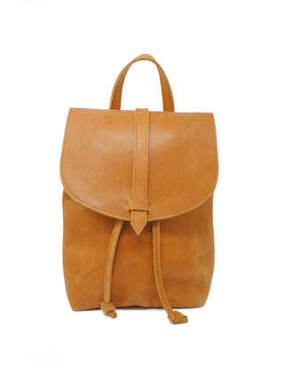 Mini Tirhas Backpack - Cognac