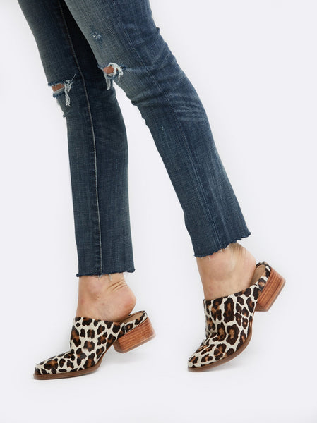 Miriam Mule Shoes