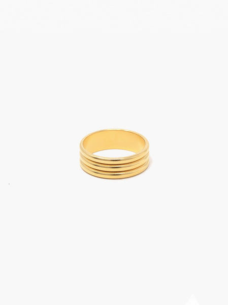 Triple Wave Ring FASHIONABLE