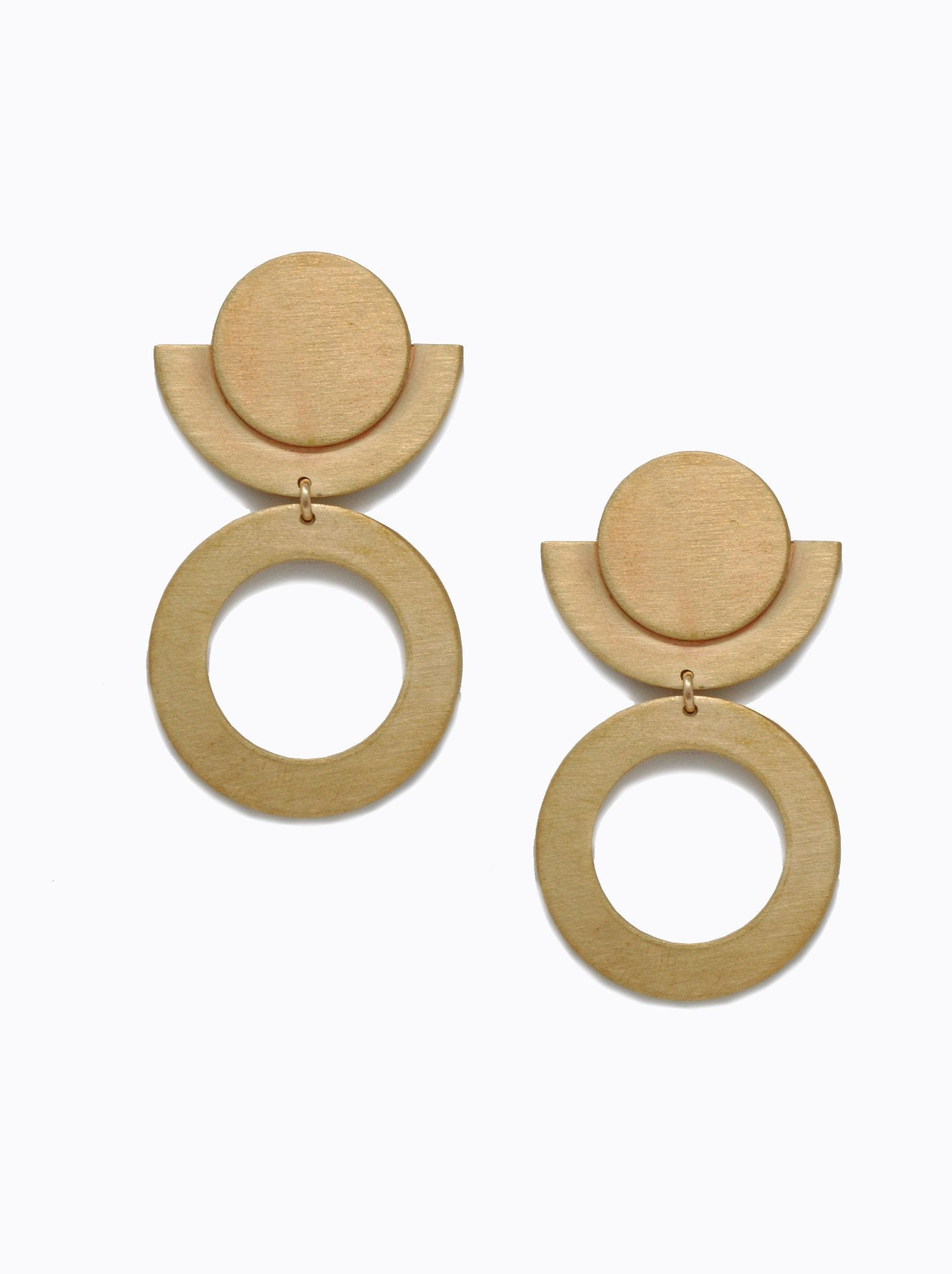 designs gold new youtube watch earrings