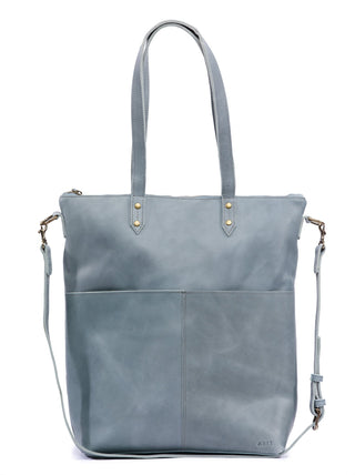 Chaltu Crossbody Tote - Denim Blue