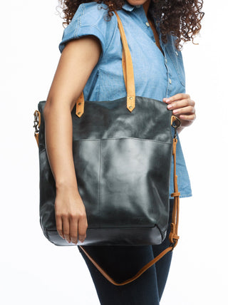 Chaltu Crossbody Tote FASHIONABLE Leather