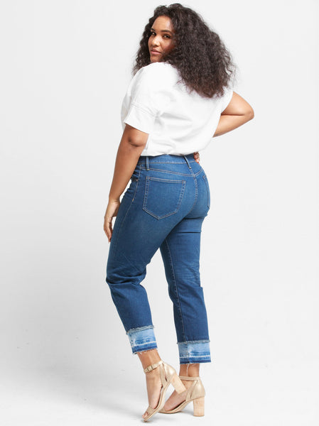 The Elena Skinny Straight FASHIONABLE Denim