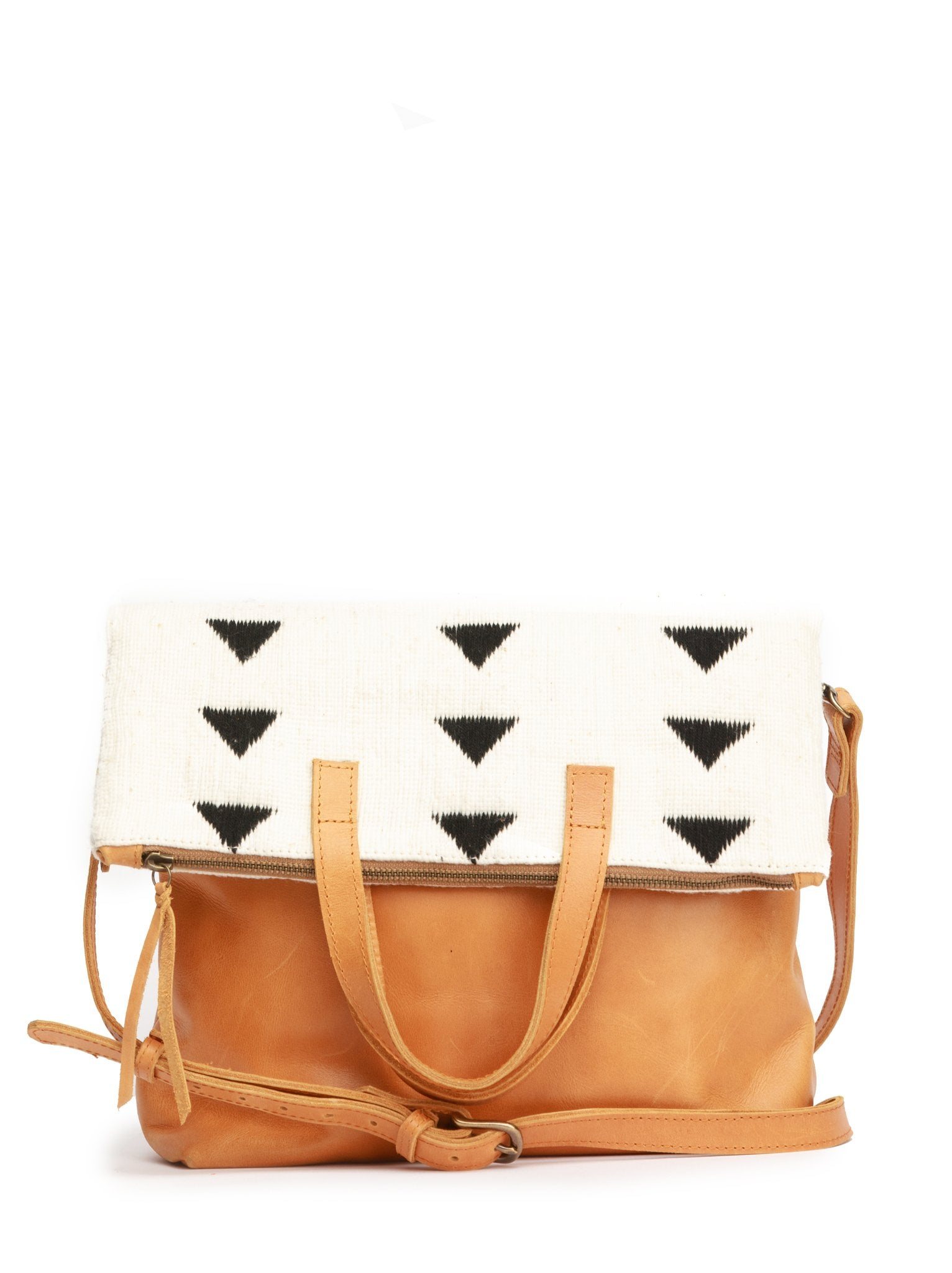 Emnet Foldover Tote