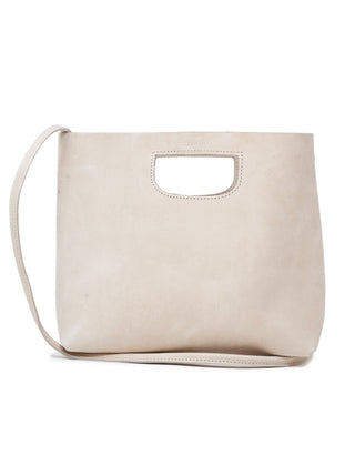 Hana Handbag - Bone
