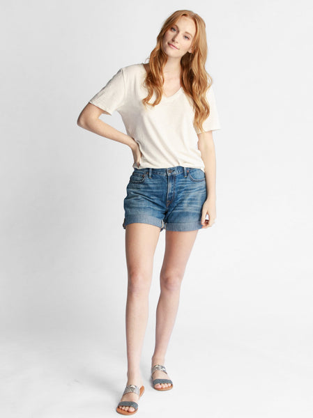 The Karina Slouch Short FASHIONABLE
