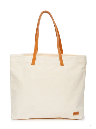 Mamuye Canvas Tote - Natural Canvas