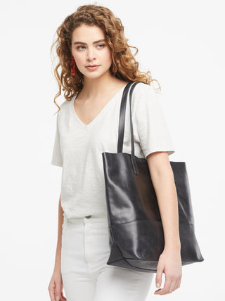 Mamuye Classic Tote FASHIONABLE Leather