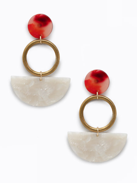 Marina Earrings FASHIONABLE