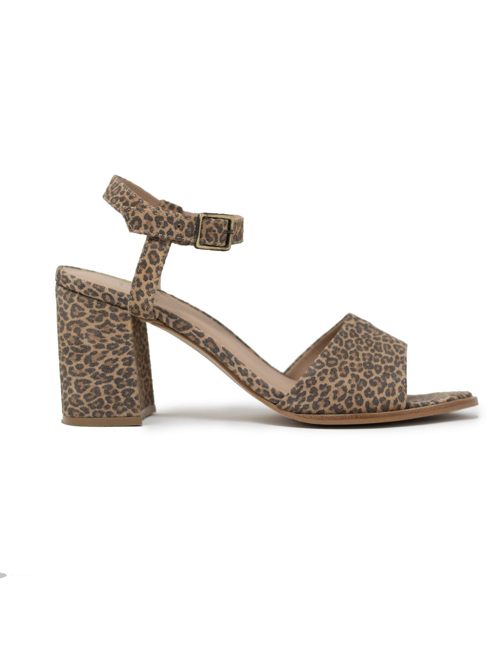 Lifestyle - Leopard Suede
