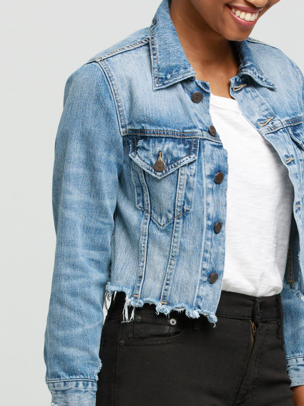 The Naibi Cropped Jacket