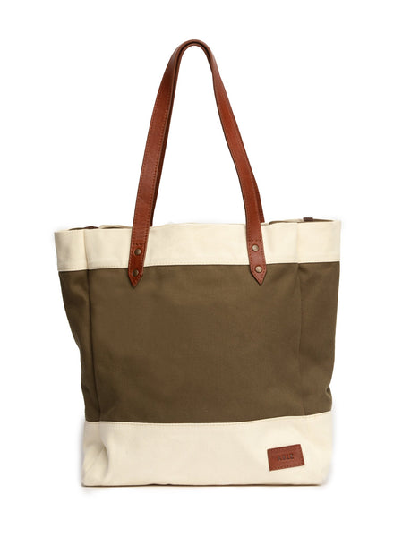 Market Tote Canvas FASHIONABLE