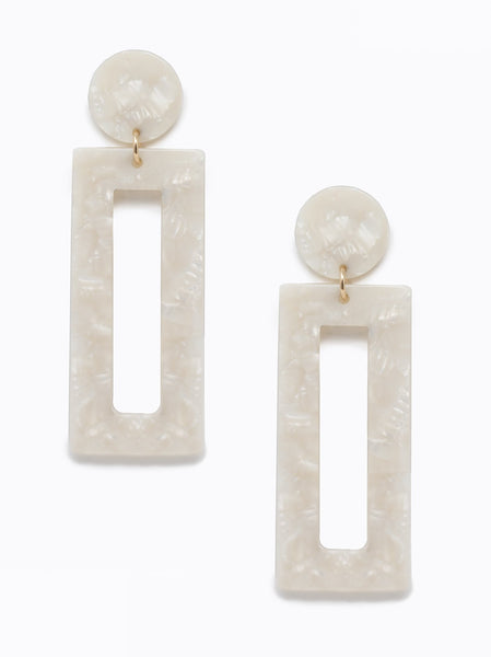 Piazza Earrings FASHIONABLE