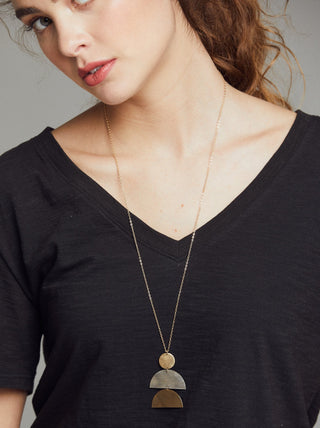 Silhouette Necklace FASHIONABLE Necklaces