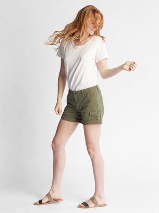 The Victoria Explorer Short FASHIONABLE Denim