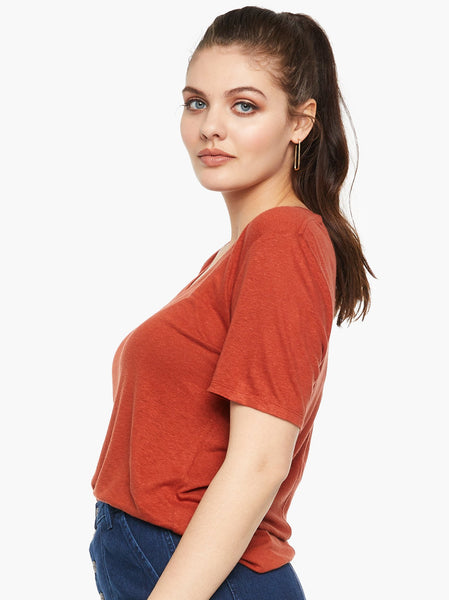 Anamika Relaxed T-Shirt FASHIONABLE Apparel
