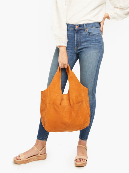 Jenifer Shopper FASHIONABLE Leather
